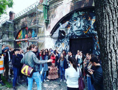23 June: Discover Vienna's finest Street Art & join a Graffiti workshop